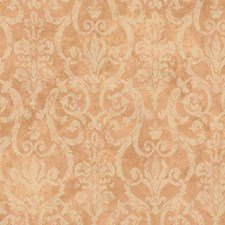 Orange Kitchen and Bath Wallcovering by Brewster