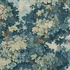 Bleu Wallcovering by Scalamandre Wallpaper