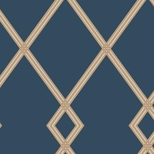 CY1506 Ribbon Stripe Trellis by York