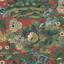 CY1541 Dynasty Floral Branch by York