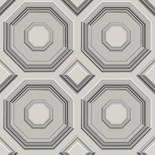 DI4742 Coffered Octagon by York