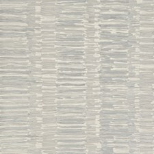 Silver Wallcovering by Threads