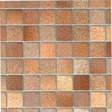 FAB11706 Tile Effect Brown Adhesive Film by Brewster