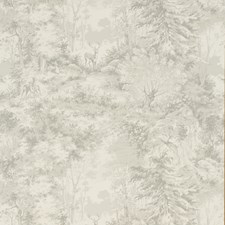 Silver/Grey Wallcovering by Mulberry Home