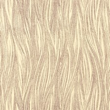 Rose/Linen Contemporary Wallcovering by Groundworks