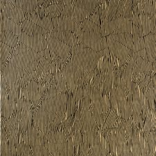 Kraft/Black Contemporary Wallcovering by Groundworks
