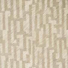 Craft/Ivory Contemporary Wallcovering by Groundworks