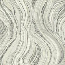 Gray Wallcovering by York