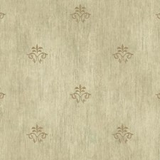Beige/Gold/Aqua Textures Wallcovering by York
