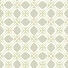 Tan/Cream/Grey Geometrics Wallcovering by York