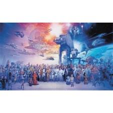 JL1230M Star Wars Saga XL Mural by York