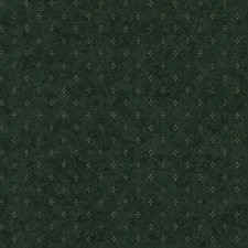 Dark Green/Ecru/Black Dots Wallcovering by York