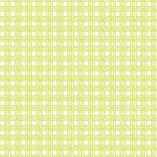 Lime/White Geometrics Wallcovering by York