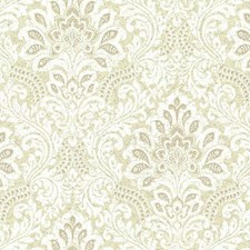 Beiges/Yellows Damask Wallcovering by York