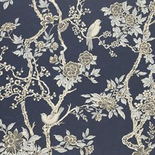 Prussian Blue Wallcovering by Ralph Lauren Wallpaper