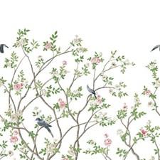 MU0317MSISAL Lingering Garden Mural by York