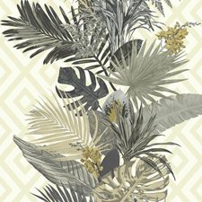 ON1626 Tropical Oasis Stripe by York