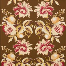 Raisin/Berry Print Wallcovering by Lee Jofa Wallpaper
