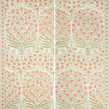 Spice/Berry Print Wallcovering by Lee Jofa Wallpaper