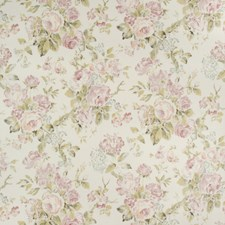 Lilac/Moss Botanical Wallcovering by Lee Jofa Wallpaper