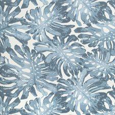 Blue Botanical Wallcovering by Lee Jofa Wallpaper