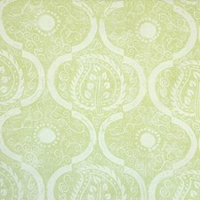 Lime Botanical Wallcovering by Lee Jofa Wallpaper