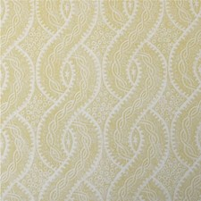 Yellow Contemporary Wallcovering by Lee Jofa Wallpaper