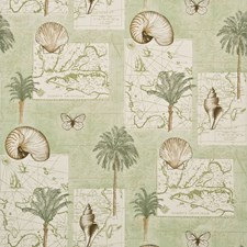 Green Wallcovering by Baker Lifestyle Wallpaper