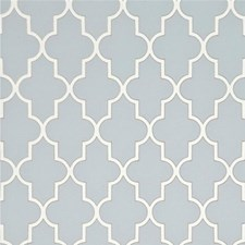 Blue Wallcovering by Baker Lifestyle Wallpaper