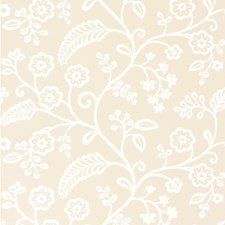 Ivory/Chalk Wallcovering by Baker Lifestyle Wallpaper