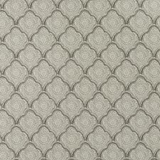 Ivory/Charcoal Small Scales Wallcovering by Baker Lifestyle Wallpaper