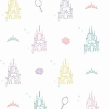 RMK11780RL Disney Princess Castle by York
