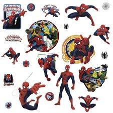 RMK3255SCS Ultimate Spider-Man Team Hero by York