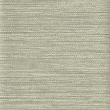 Cream/Greyish Green Faux Grasscloth Wallcovering by York