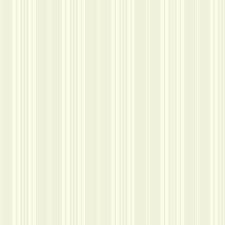 White/Pale Blue Stripes Wallcovering by York