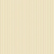 Beige/Cream/White Stripes Wallcovering by York