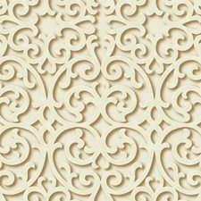 Pale Grey/Cream/Brown Traditional Wallcovering by York