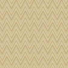 Cream/Gold/Grey Chevron Wallcovering by York