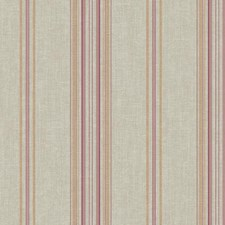 Brushed Silver/Red Grape/Amethyst Stripes Wallcovering by York
