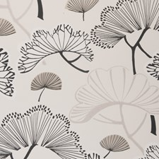 Natural Asian Wallcovering by Clarke & Clarke