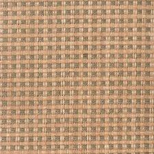 Beige/Taupe Check Wallcovering by Kravet Wallpaper