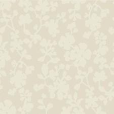Beige/Gold/Metallic Geometric Wallcovering by Kravet Wallpaper