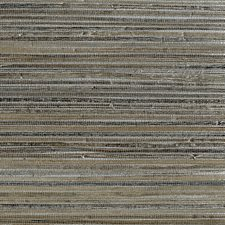 Brown/Beige/Silver Texture Wallcovering by Kravet Wallpaper