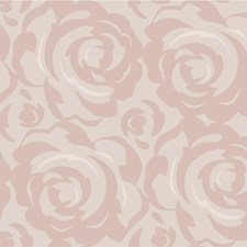 Salmon/Pink Modern Wallcovering by Kravet Wallpaper