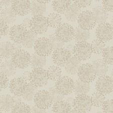Taupe/Silver Modern Wallcovering by Kravet Wallpaper
