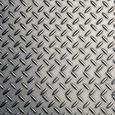 WALS0251 Studded Metal Wall Mural by Brewster