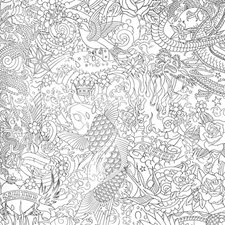 Argent Wallcovering by Scalamandre Wallpaper