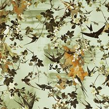 Automne Wallcovering by Scalamandre Wallpaper