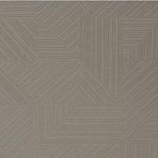 Dove Geometric Wallcovering by Winfield Thybony