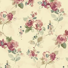 Vintage Wallcovering by Scalamandre Wallpaper